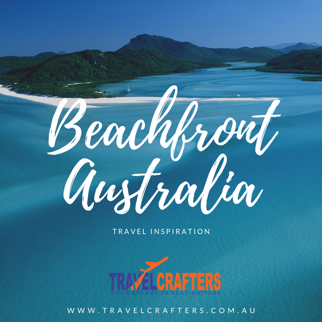 australia's beach front
