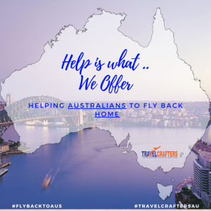 #FlybacktoAUS