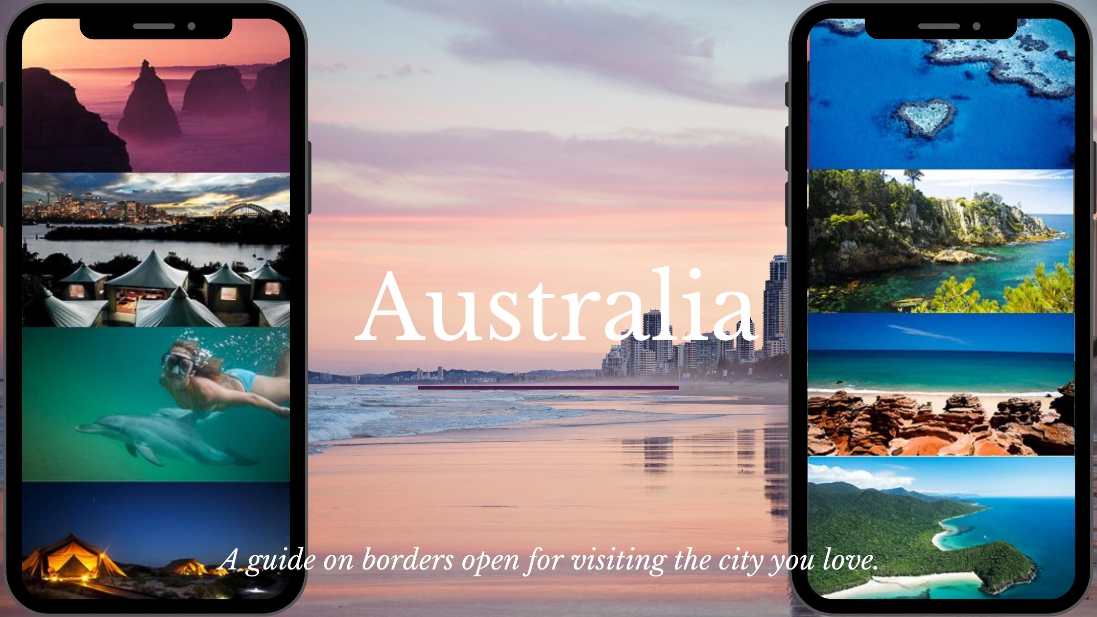 Australia border update