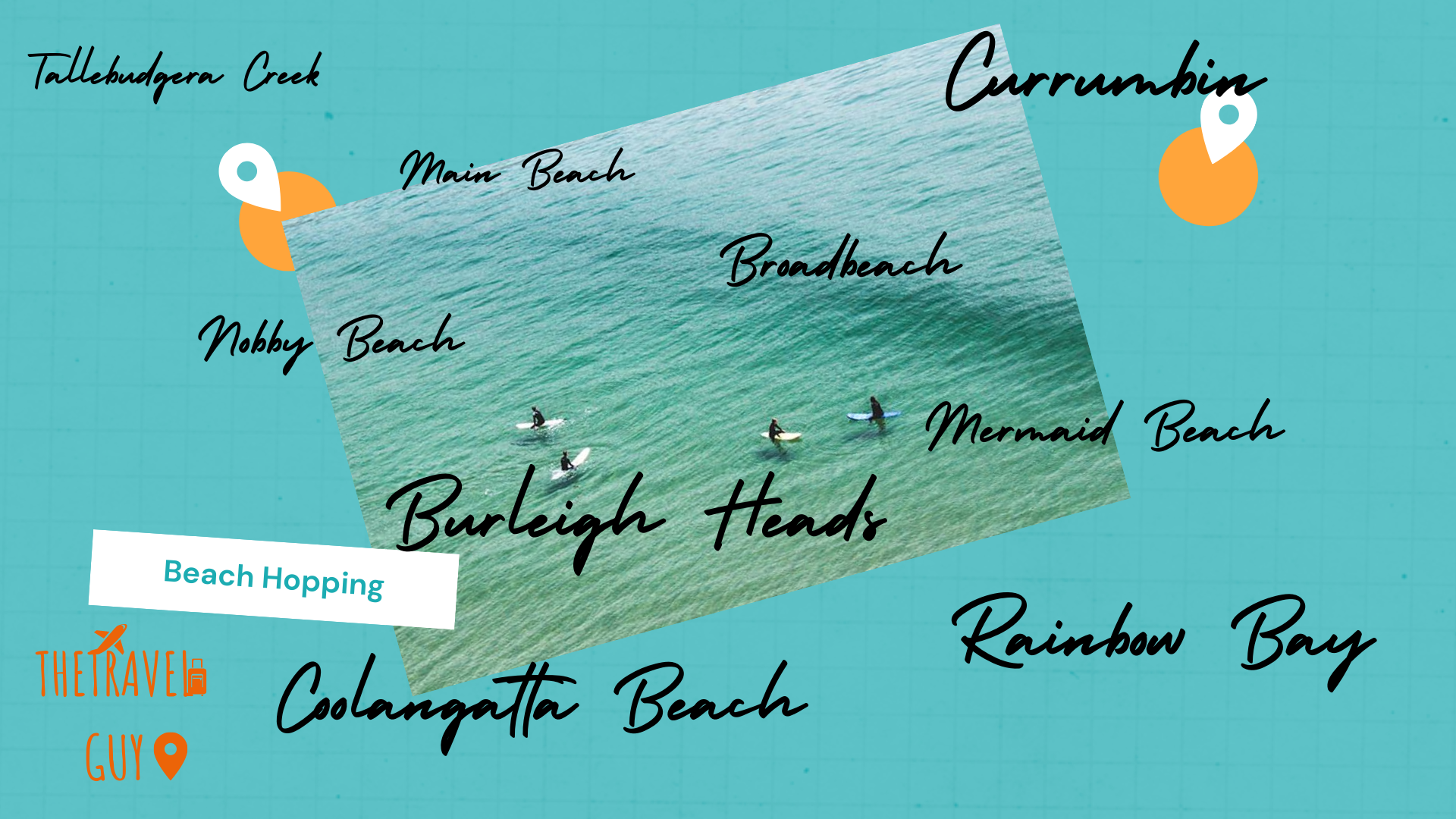 TRAVEL CRAFTERS gold coast beaches